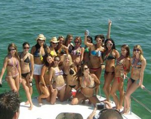 Booze Cruise on RedTube blog