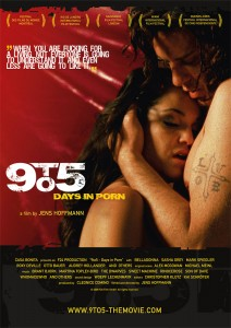 9to5 days in porn movie poster