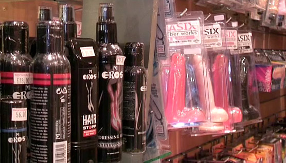 RedTube goes Soho – We visit a sex shop in London