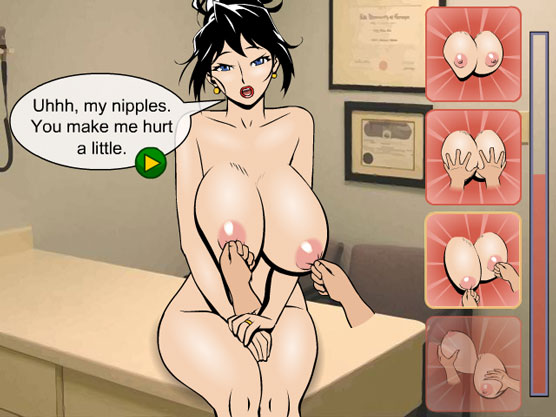 Become a doctor for the day! The pervy kind! Great Game!