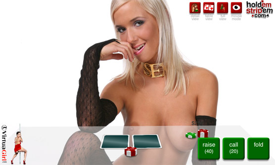 Holdem Poker Natali on Redtube Blog