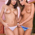 Pornstars Bambi and Zafira on RedTube Blog