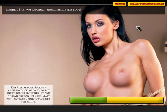 Aletta Ocean stars in Double Take! Our new role-play adult sex game!