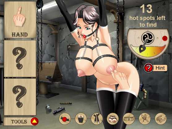Welcome to our BDSM Club: Get your whip out and let your mind go in this sexy game!