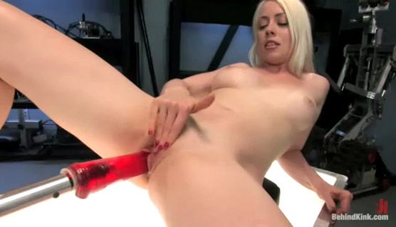 Happy New Year('s Eve) from RedTube: Celebrate with a fucking machine!