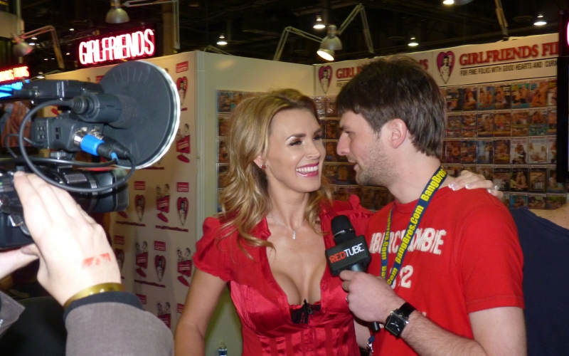 RedTube Radio – Allan Lake Show at a new time and Tanya Tate is our guest!