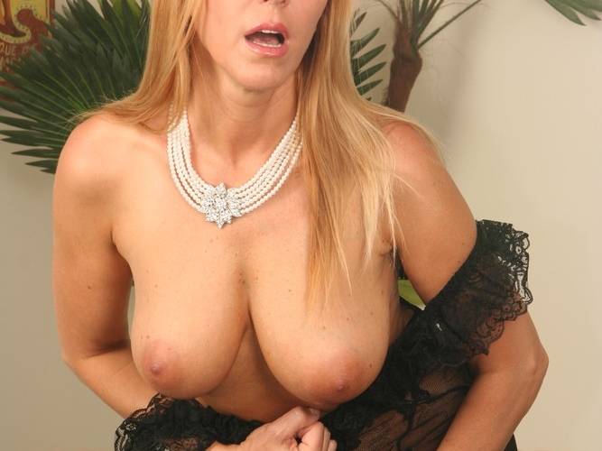 Watch out!! The MILF is about! Beautiful Pornstar gallery with Nicole Moore