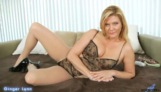 Pornstar Legend… Ginger Lynn is back and making some mature vids.
