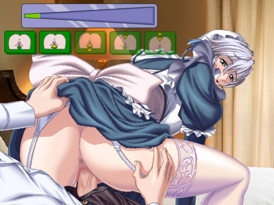 Hentai Adult Sex Game – Detective Meet and Fuck is on the case!
