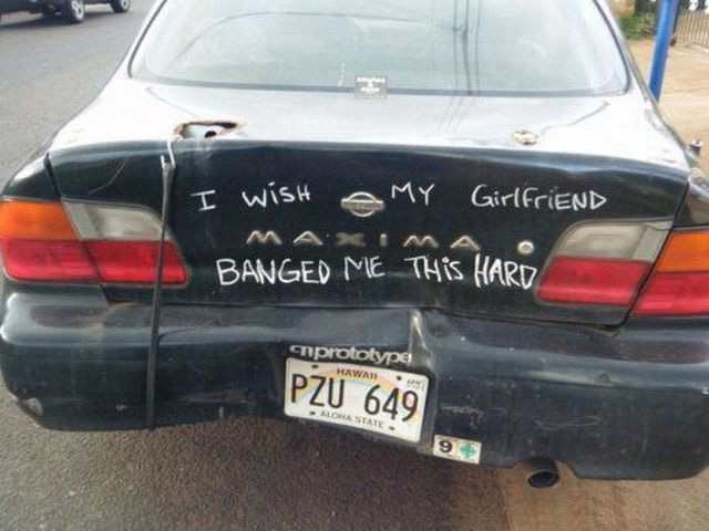 Funny Porn Pic - I Wish My Girlfriend Banged Me This Hard