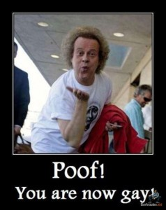 Richard Simmons - Poof