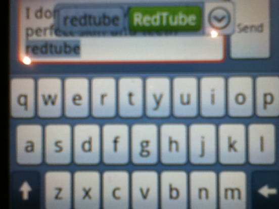 RedTube loves Android