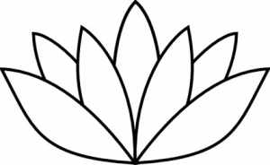 white-lotus-flower-clip-art