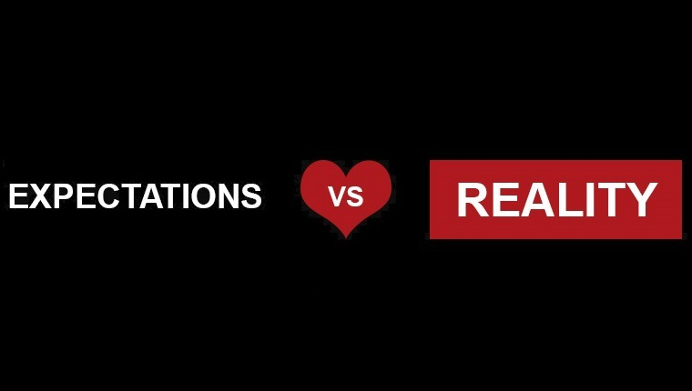 Valentine's Day: Expectations Vs Reality