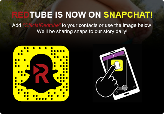 RedTube Is Now On Snapchat!