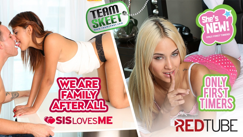Team Skeet Has Done It Again! Introducing: SisLovesMe & ShesNew
