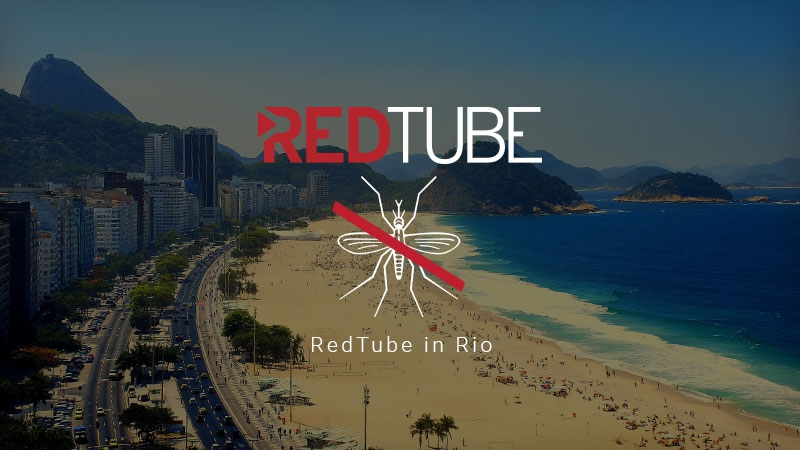 No Bites Here : RedTube Helps Fight Mosquito-Borne Diseases in Brazil