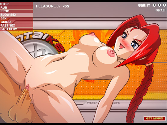 Back by popular demand, here is our new adult sex game 'Redhead 3′.